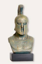 Greek Hoplite Warrior