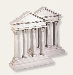 Column Bookends