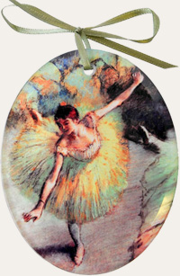 Degas - Dancer Tilting