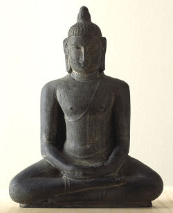 Final reproduction of Seated Buddha